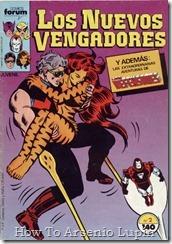 P00002 - Los Nuevos Vengadores #2