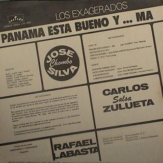 Los Exagerados  Panama Esta Bueno Y Ma  Bc