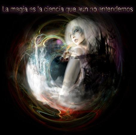 la magia es una ciencia que aun no entendemos