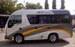 Jadwal travel Jogja Juana Mitra Merpati