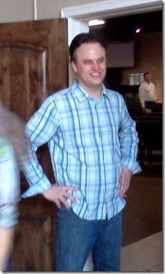2011 Sep 18 Pastor Chris Dahse Ingram FBC