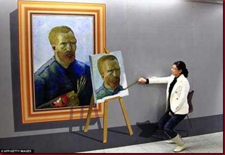 Lukisan 4 Dimensi Terbaik China 3