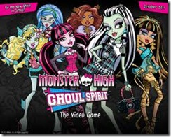 Monster High  Fright On! (2011)