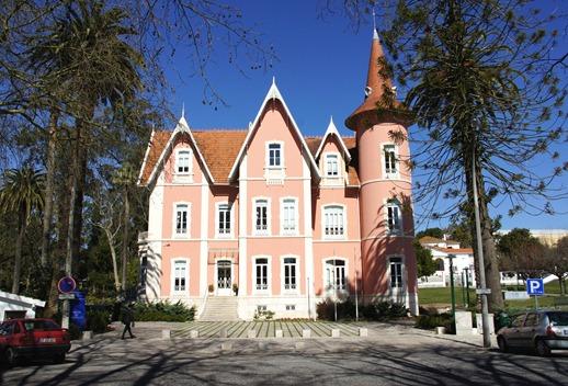 Portugal - Alcobaça - paços do concelho - Glória Ishizaka