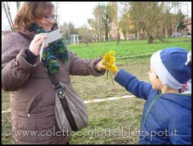 I bambini delle classi 1° della Scuola Primaria di Padulle piantano il grano! (49)