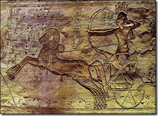 Ramses II and the battle of Kadesh
