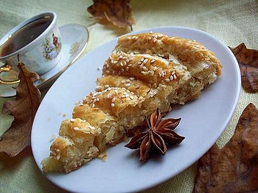 слоеный-пирог-с-сыром