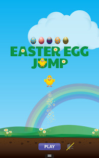 Easter Egg Jump Free - screenshot