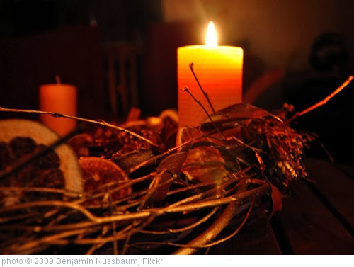 'Adventkranz' photo (c) 2009, Benjamin Nussbaum - license: http://creativecommons.org/licenses/by/2.0/