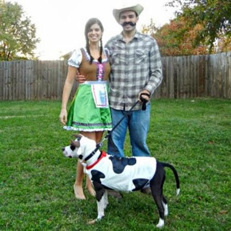 Farmer, Milkmaid, Cow  thisitalianfamily.wordpress.com20121031happy-halloween