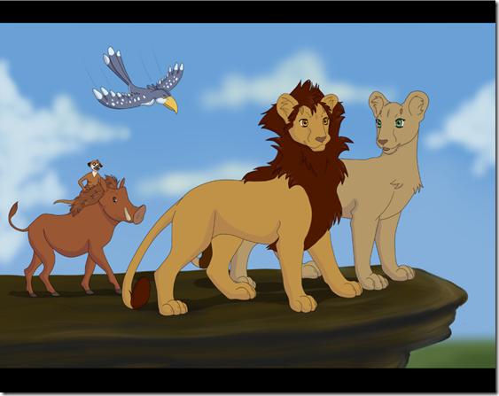 El Rey León,The Lion King,Simba (33)
