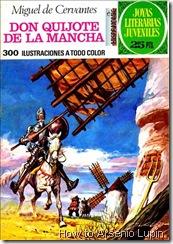 P00003 - Don Quijote de la Mancha