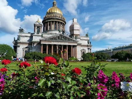 Biserica Sf. Isac St. Petersburg