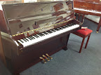 Young Chang modern upright piano for sale