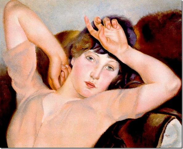 Josep de Togores i Llach -Torso de mujer -1922