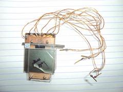 Messy wiring