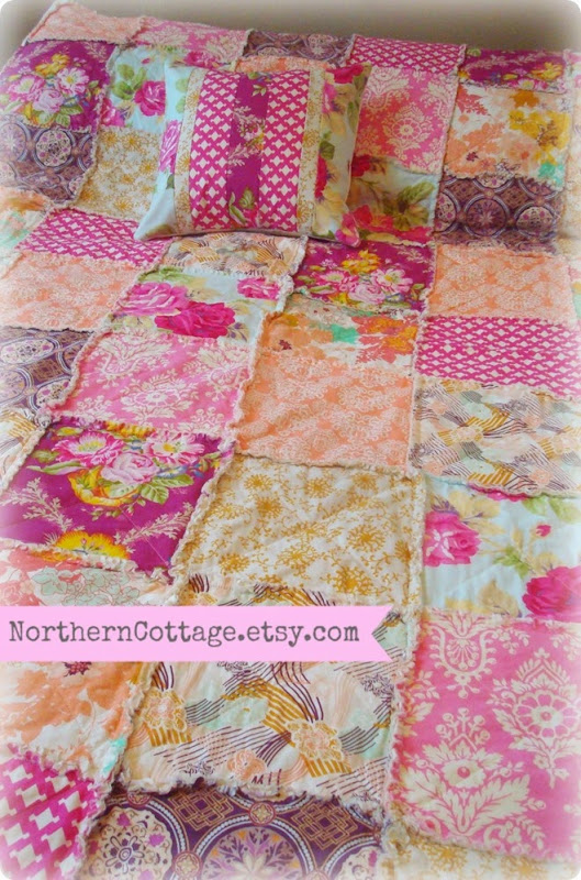 {NorthernCottage} Custom Quilts & Pillows