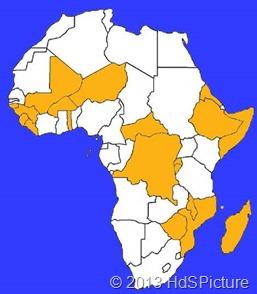 20 Negara Miskin di Benua Afrika