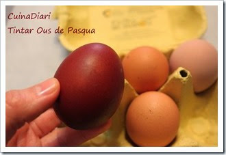 basics-tintar ous de pasqua