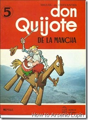 P00005 - D.Quijote #5