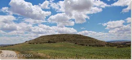 Cerro de la Corona - Batalla de Mendigorría