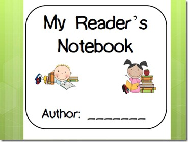readers notebook pic cover