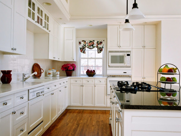 White Kitchen Cabinet 2 White Kitchen Ideas