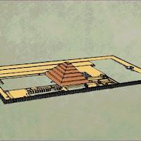 12.- Complejo funerario de Sakkarah