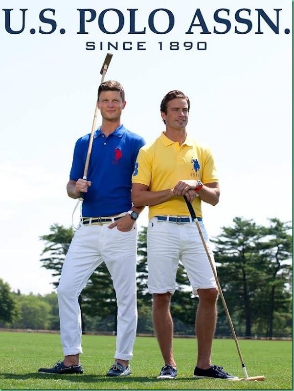 Sean Biloski by Karl Simone for US Polo Assn.