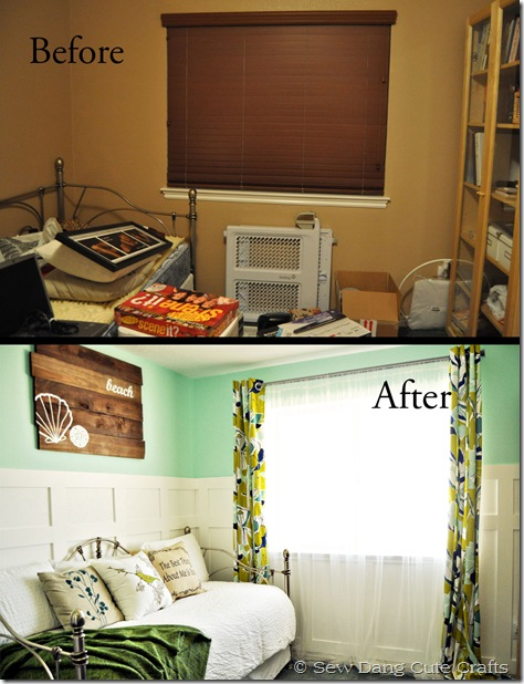 Before-and-after-room