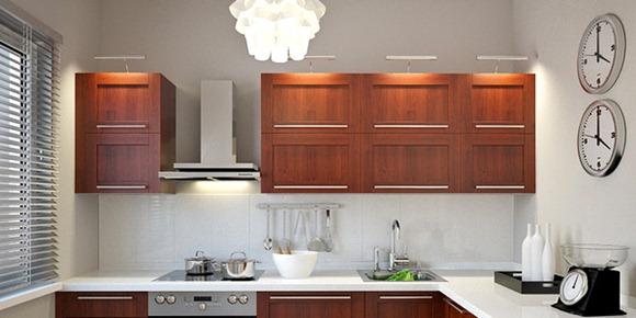 Consejos para que la cocina luzca más espaciosa