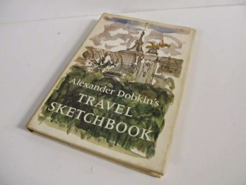 Alexander Dobkin's Travel Sketchbook 