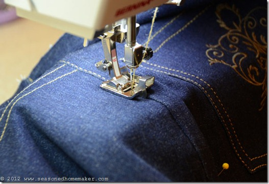 Making Jeans 21