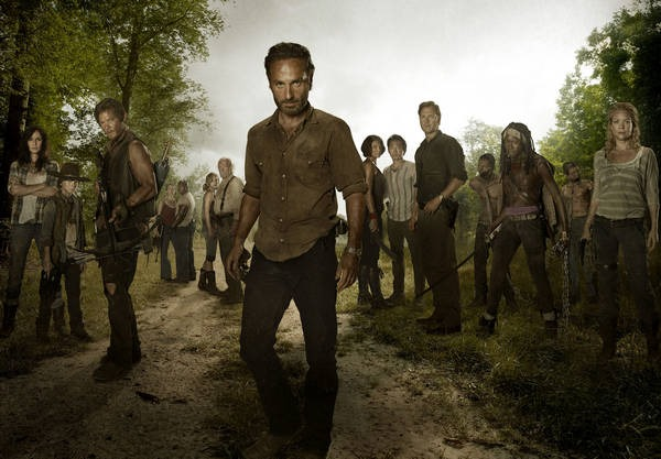 7- The Walking Dead