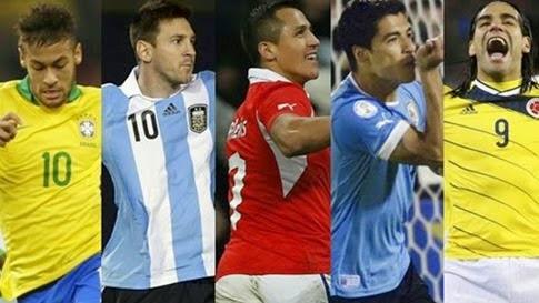 Partidos amistosos del mes de octubre de 2014