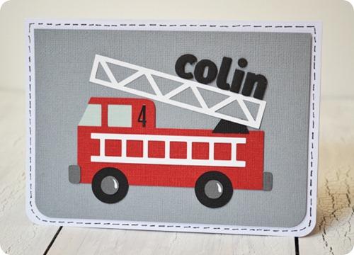 Fire-Truck-Card
