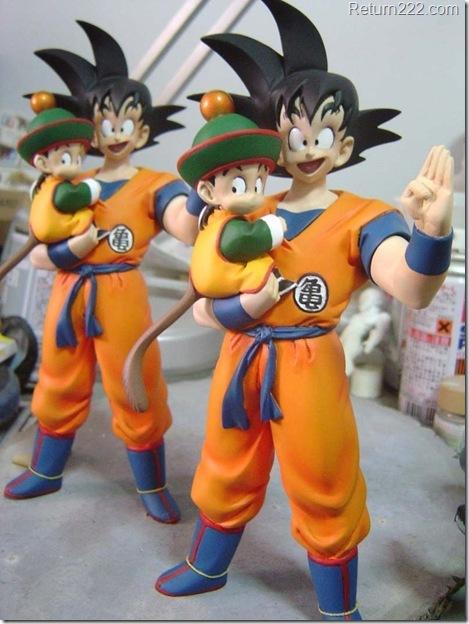Goku_with_baby_gohan_1_by_Basturk