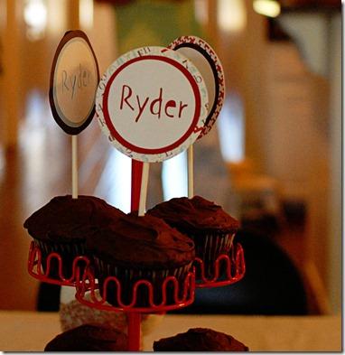 ryder cupcakes
