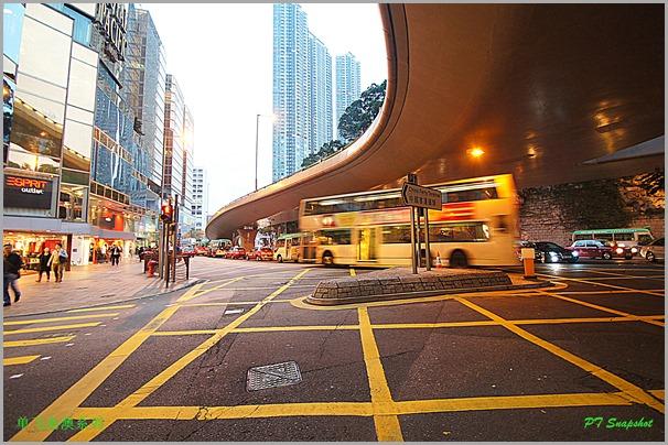 中国客运码头十字路口