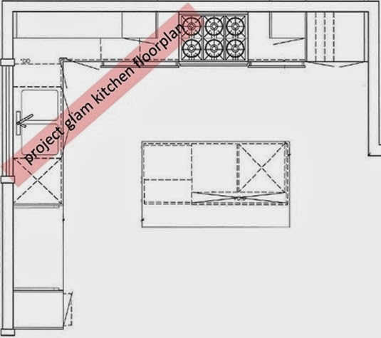 kitchen plan- SAH