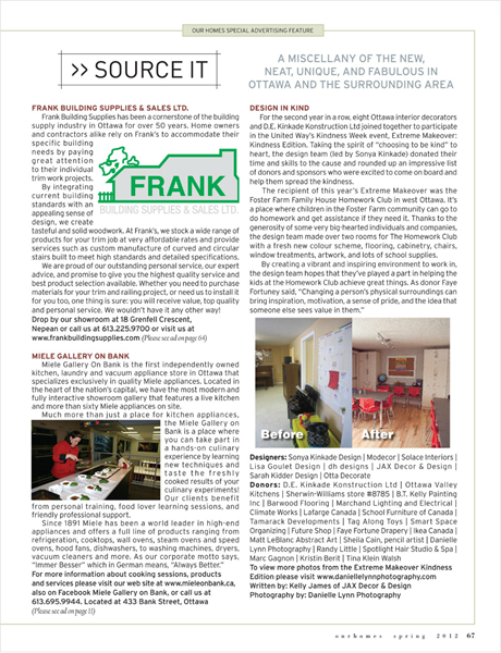 article our homes ottawa