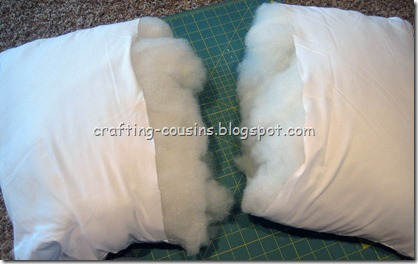 Making Pillow Forms (1)