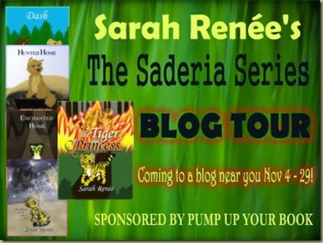 Saderia Series banner