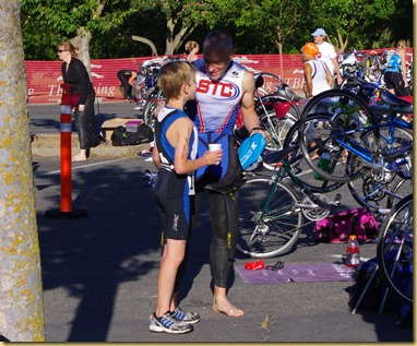 TRI for KIDS and TRI for REAL 110