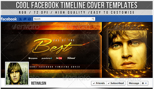cool facebook timeline covers