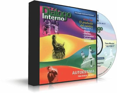 AUTOESTIMA PODEROSA, Diálogo Interno (Inner Talk) [ Audio CD ] – Programa Subliminal para elevar la autoestima y construir una vida feliz