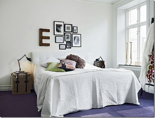 case e interni - decorare con letere e numeri (13)