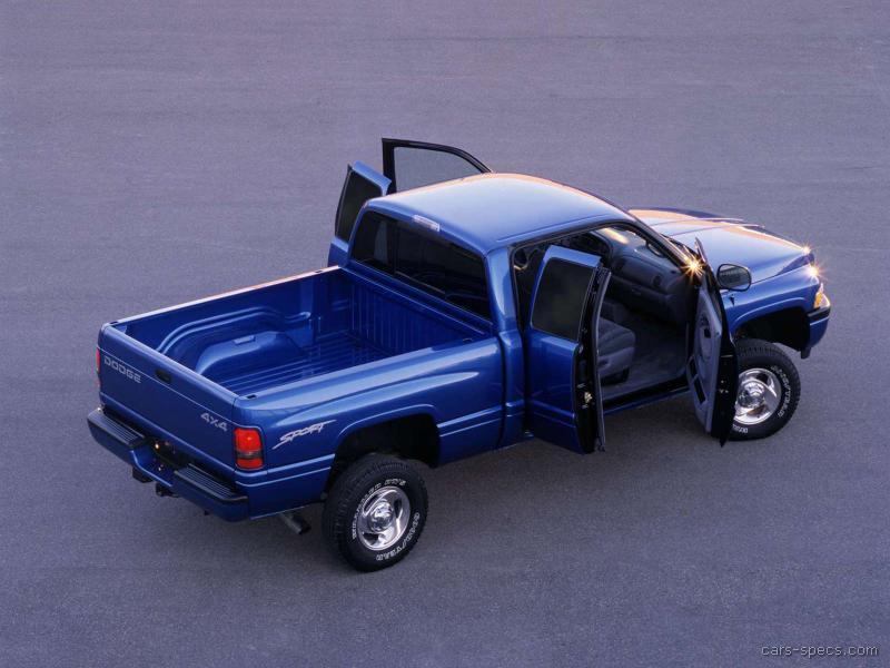 2002 dodge ram pickup 2500 quad cab specifications pictures prices. Black Bedroom Furniture Sets. Home Design Ideas