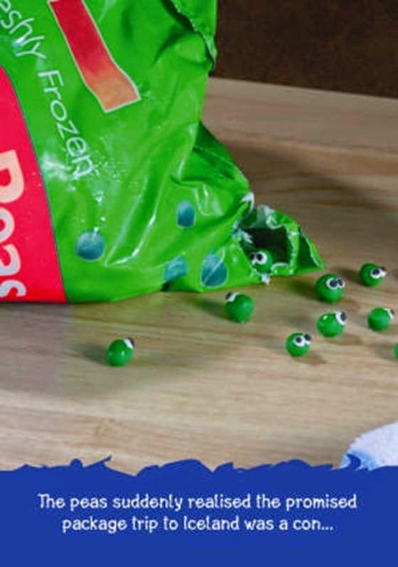Iceland Peas