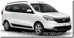 Configurator Dacia Lodgy BE 01